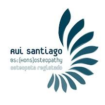 Logo de Rui Santiago - Osteopata