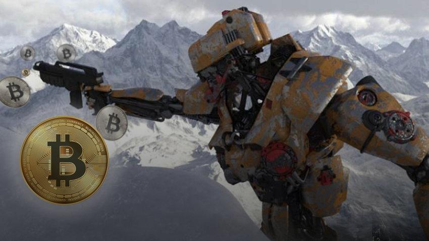"""รวยได้ง่ายๆ จากการหาเหรียญ """"Bitcoin"""" ในเกม 1"""