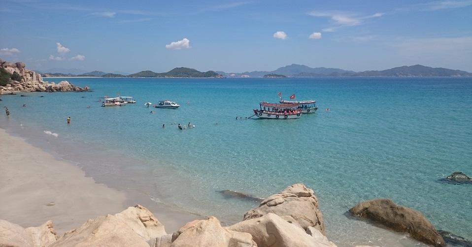 Đảo Bình Hưng cực gần Sài Gòn với cảnh đẹp nên thơ