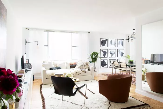 cat interior rumah minimalis