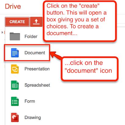 Google Drive Basics