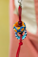 ゆびぬき刺繍作品(小野さん作)