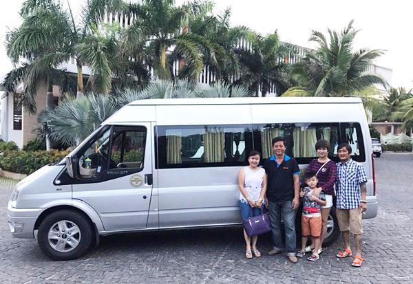 Giá thuê xe 16 chỗ ngồi đi Phan Thiết theo từng thời điểm