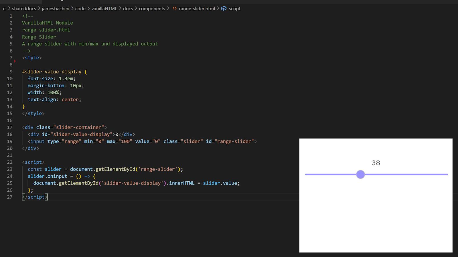 Vanilla HTML | No. 1 Free HTML Boilerplate 2