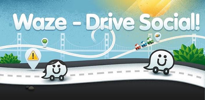 Waze - Drive social