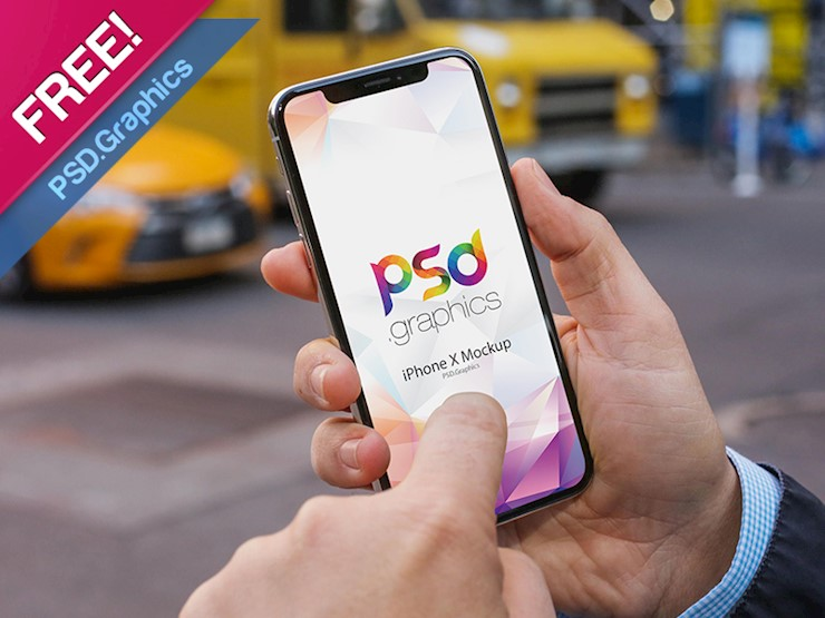 iphone-x-outdoor-mockup-free-psd-dribbble