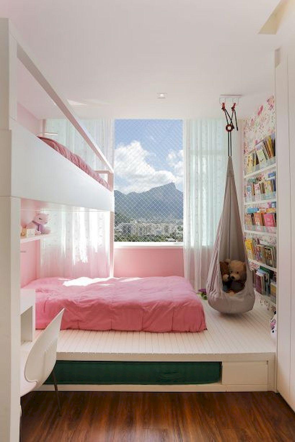 Phòng ngủ phù hợp với những cô gái dịu dàng