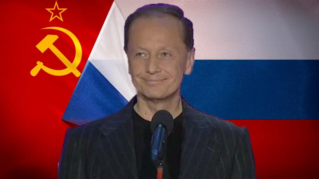 Mykhail Zadornov made his career by making fun at Americans. Photo: kino-gif.com