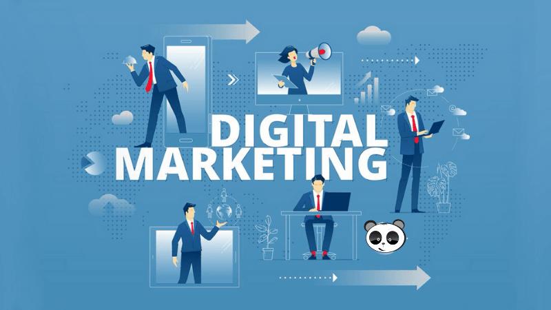 Digital Marketing là một khái niệm quen thuộc nhất hiện nay