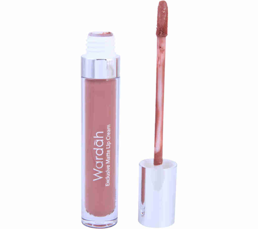 lip cream wardah shade 15 Pinky Plumise