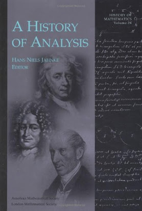 Y698 Book] Download PDF A History of Analysis (History of