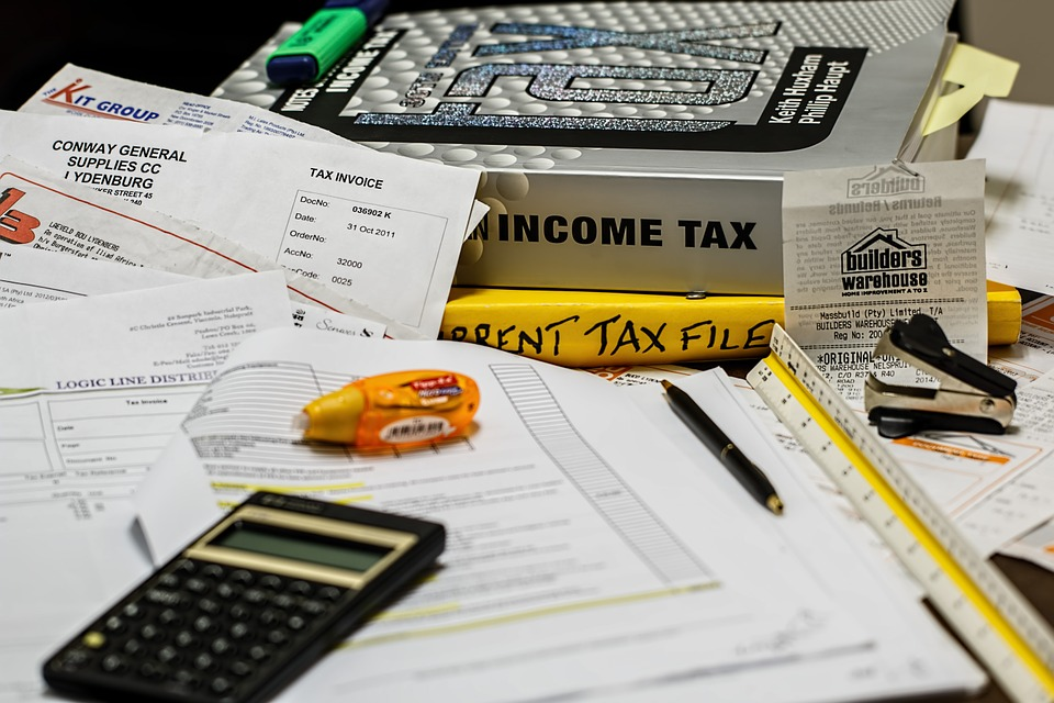 tax deductions and business expenses