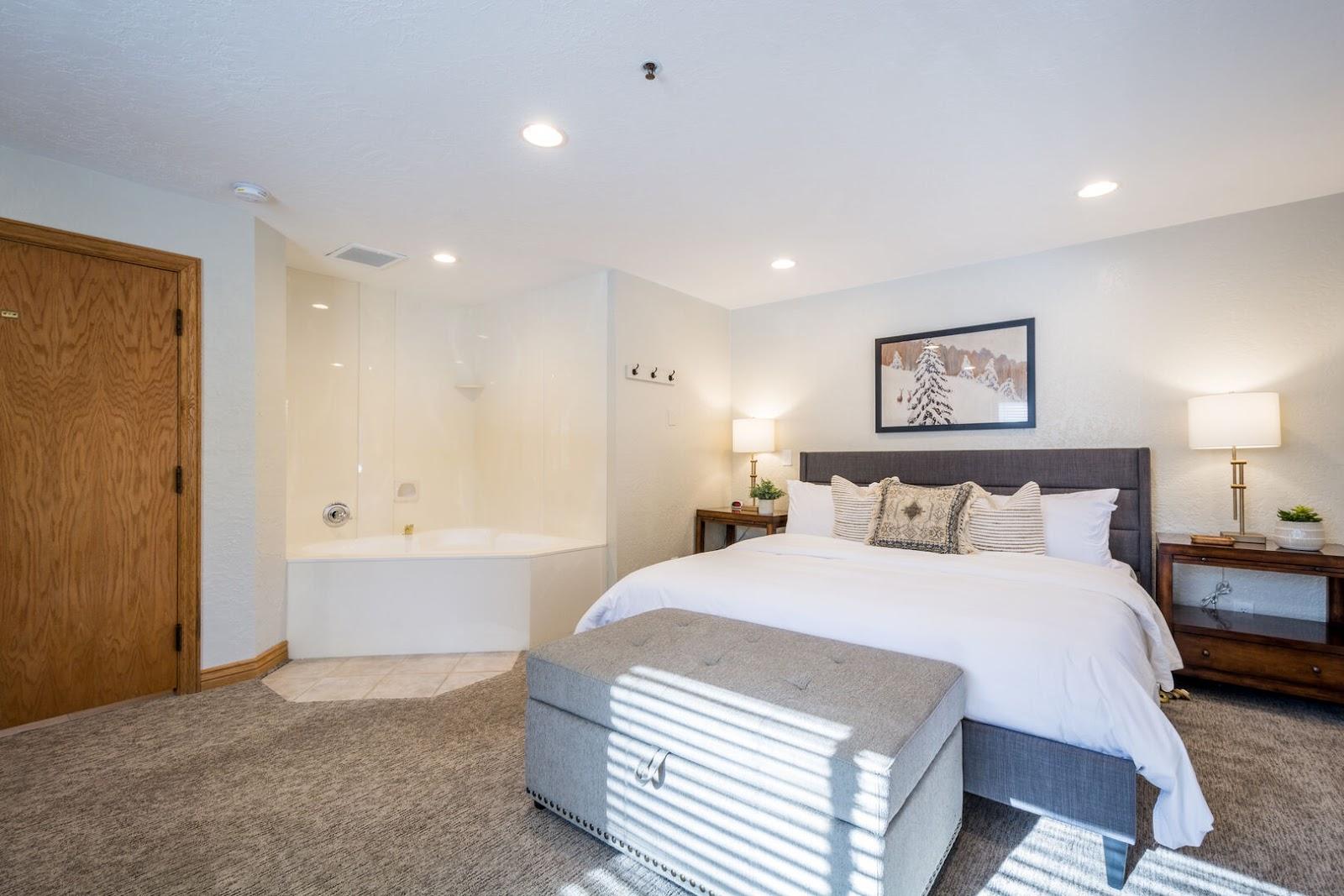 group rentals Brighton Utah