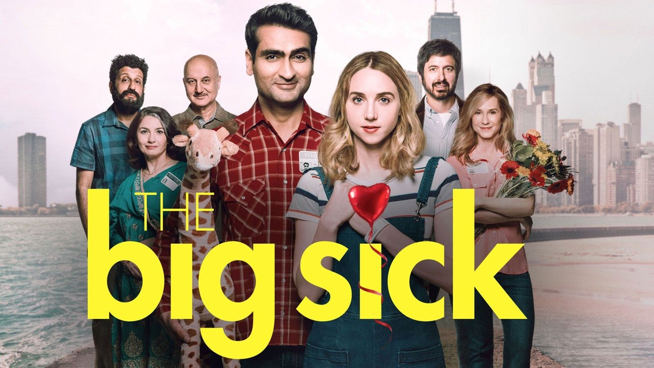 The Big Sick, an American romantic comedy film