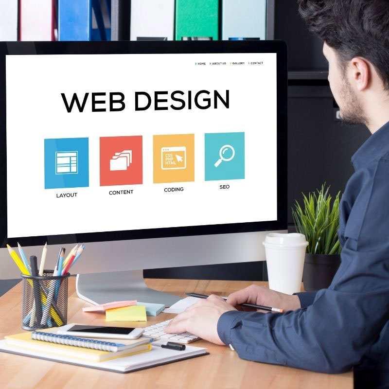 Principles of Good Small Business Website Design Guide Golden Rule