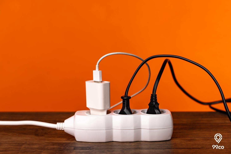 biaya listrik dan air di apartemen