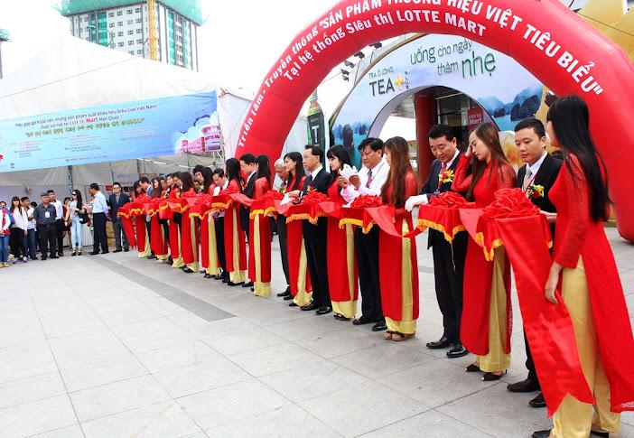 Honjianda Tham Gia Triển Lãm Sản Phẩm Thương Hiệu Việt Tiêu Biểu 2014