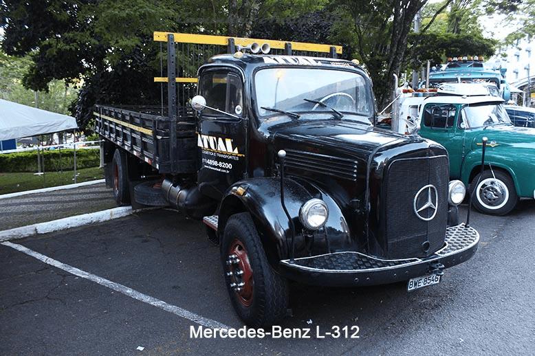 Mercedes Benz L-312