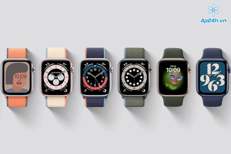 Apple Watch Series 7 sẽ có kích thước lớn hơn so với phiên bản tiền nhiệm