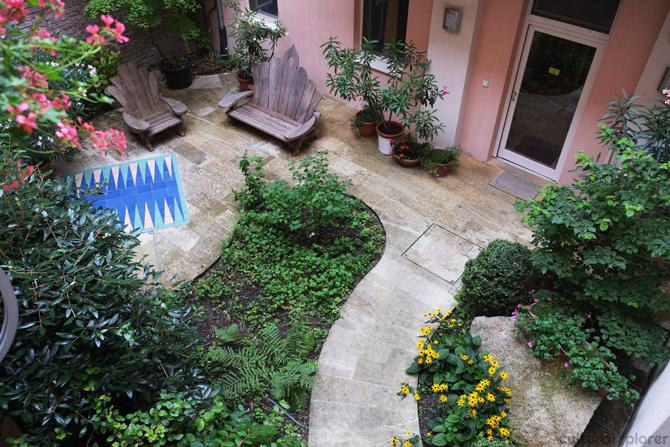 Hostel Ruthensteiner Garden