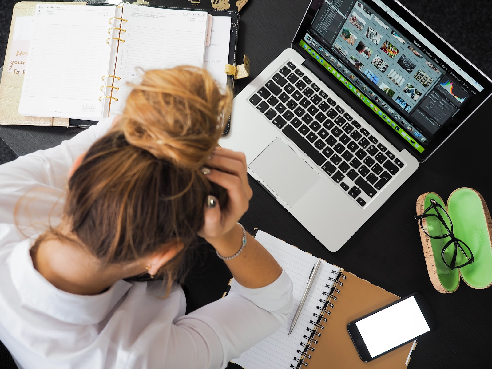 O estresse e a cobrança não são seus aliados! (Fonte: Energepic/Pexels)