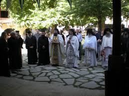 Η πρώτη επέτειος της κιβωτού του 15ου Ιερού Κανόνα της αποτείχισης