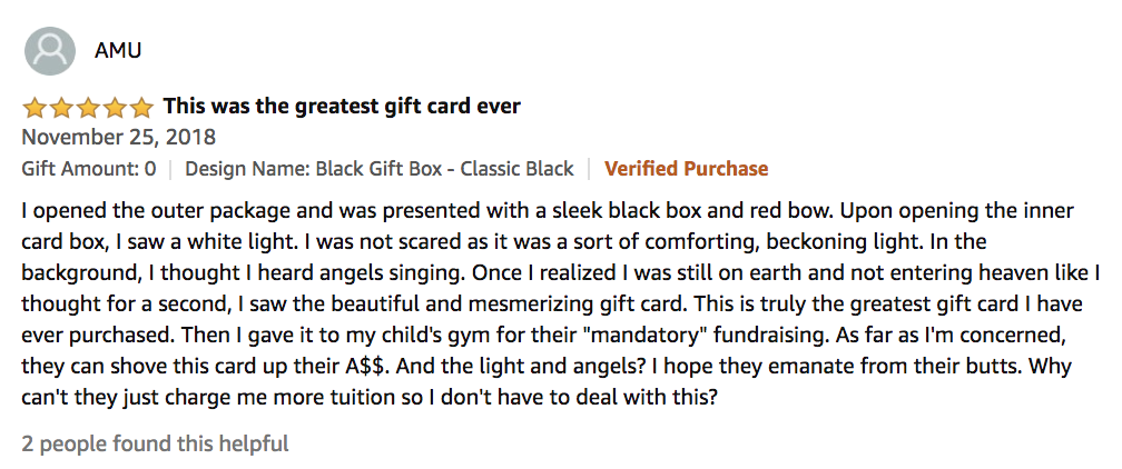 Best Sellers in Gift Cards