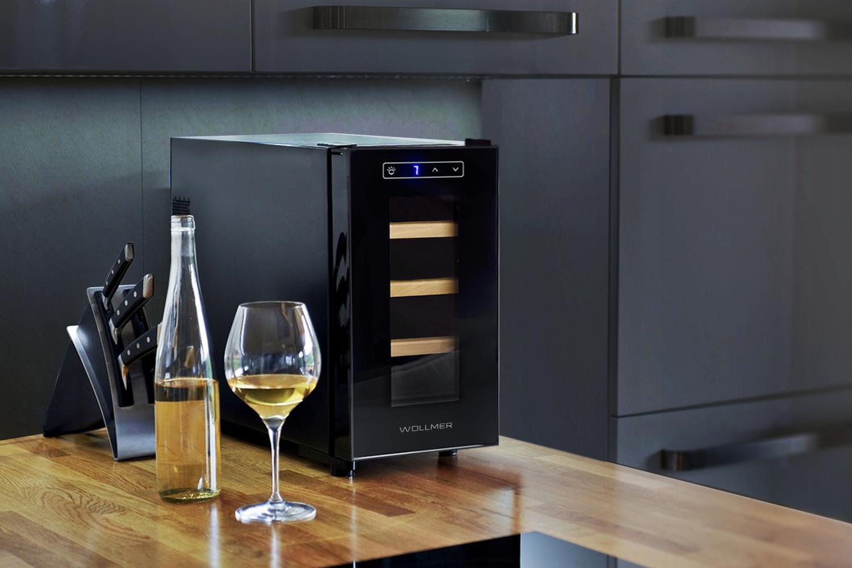 Wollmer C230 — лучший тип охлаждения в винных шкафах