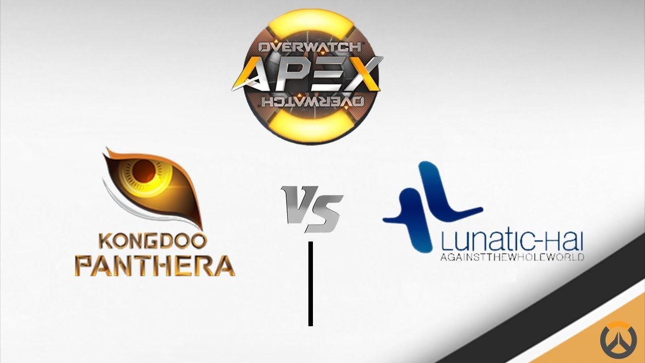 Image result for overwatch apex lunatic hai vs kongdoo panthera