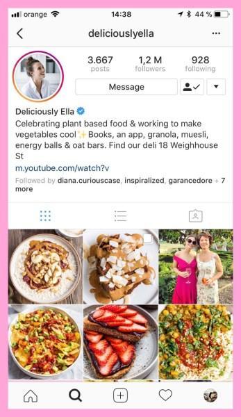Ideen für die Instagram Bio mit Emojis, die dir Follower bringen