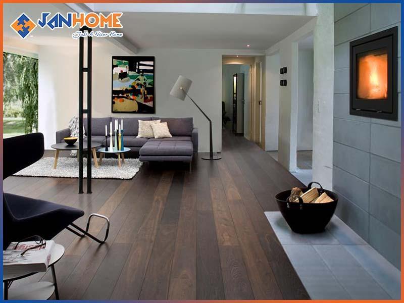 Janhome cung cấp sàn gỗ nhập khẩu với giá cả cạnh tranh