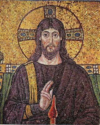 Resultado de imagem para arte paleocristã mosaico