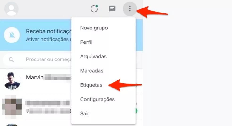Como Criar No WhatsApp Business Etiquetas Organizadas ( Tutorial Completo 2021) 19