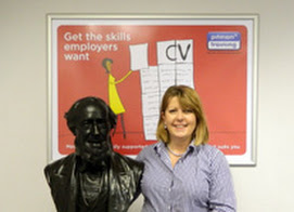 Claire Lister - Managing Director of Pitman Training
