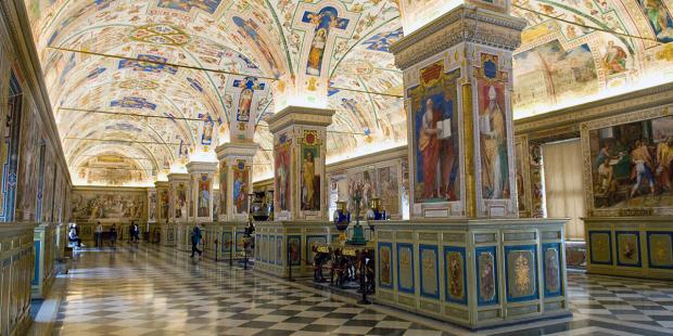 Bạn có biết, Thư viện Vatican đã được kỹ thuật số hóa và có sẵn trên mạng