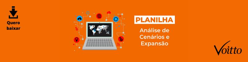 Planilha de Análise de Cenários e Expansão