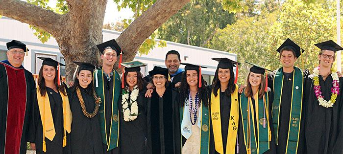 2015 LAES Spring Graduates