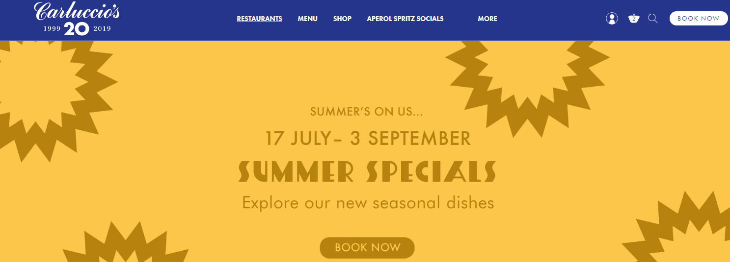 Carluccio's - Official Website
