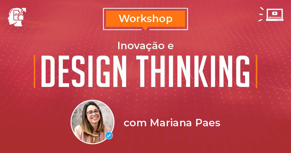 workshop gratuito de inovação e design thinking