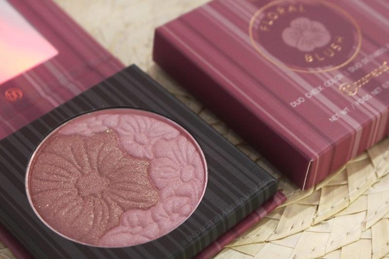 floral blush bh cosmetics II