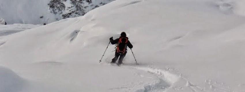 Skitour a Gilfert