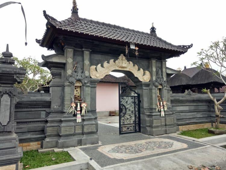 Mengenal Rumah Adat Bali Dan Keunikannya