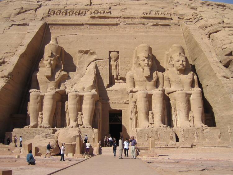 Resultado de imagem para Abu Simbel