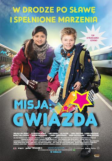 Polski plakat filmu 'Misja: Gwiazda'