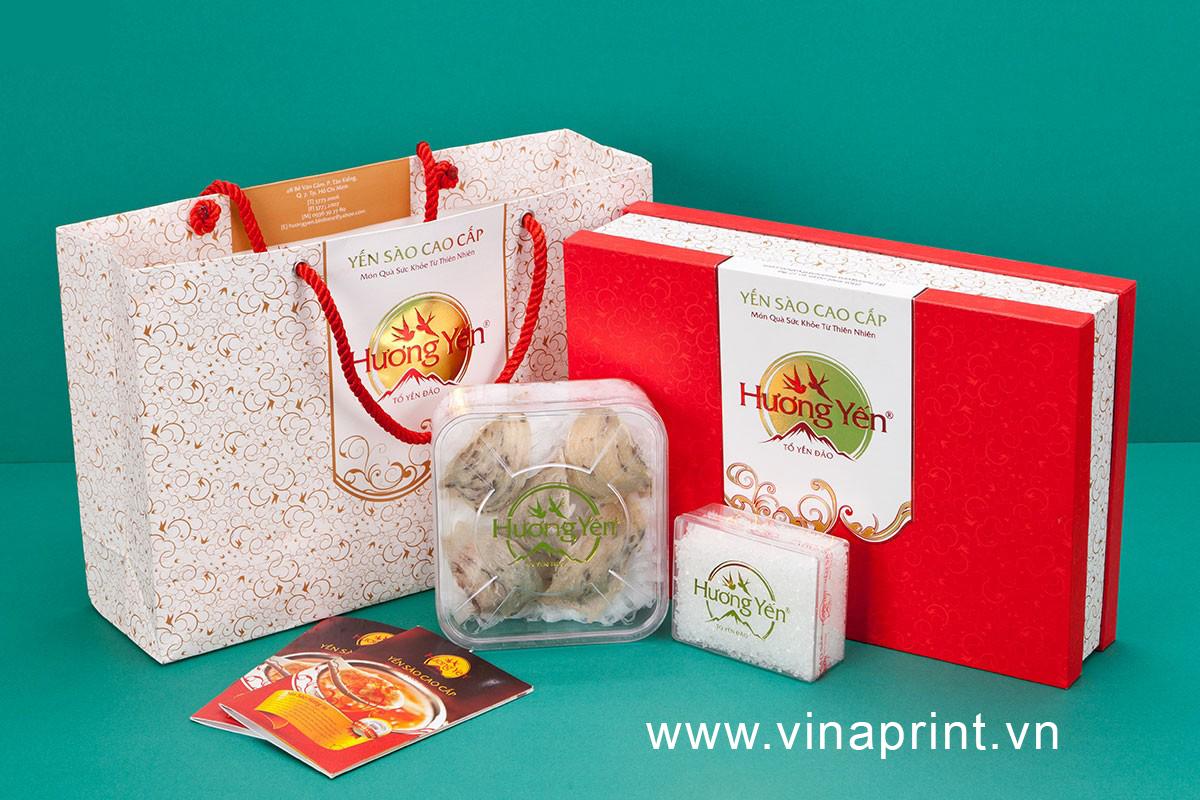 In hộp giấy giá rẻ, chất lượng cao tại Vinaprint