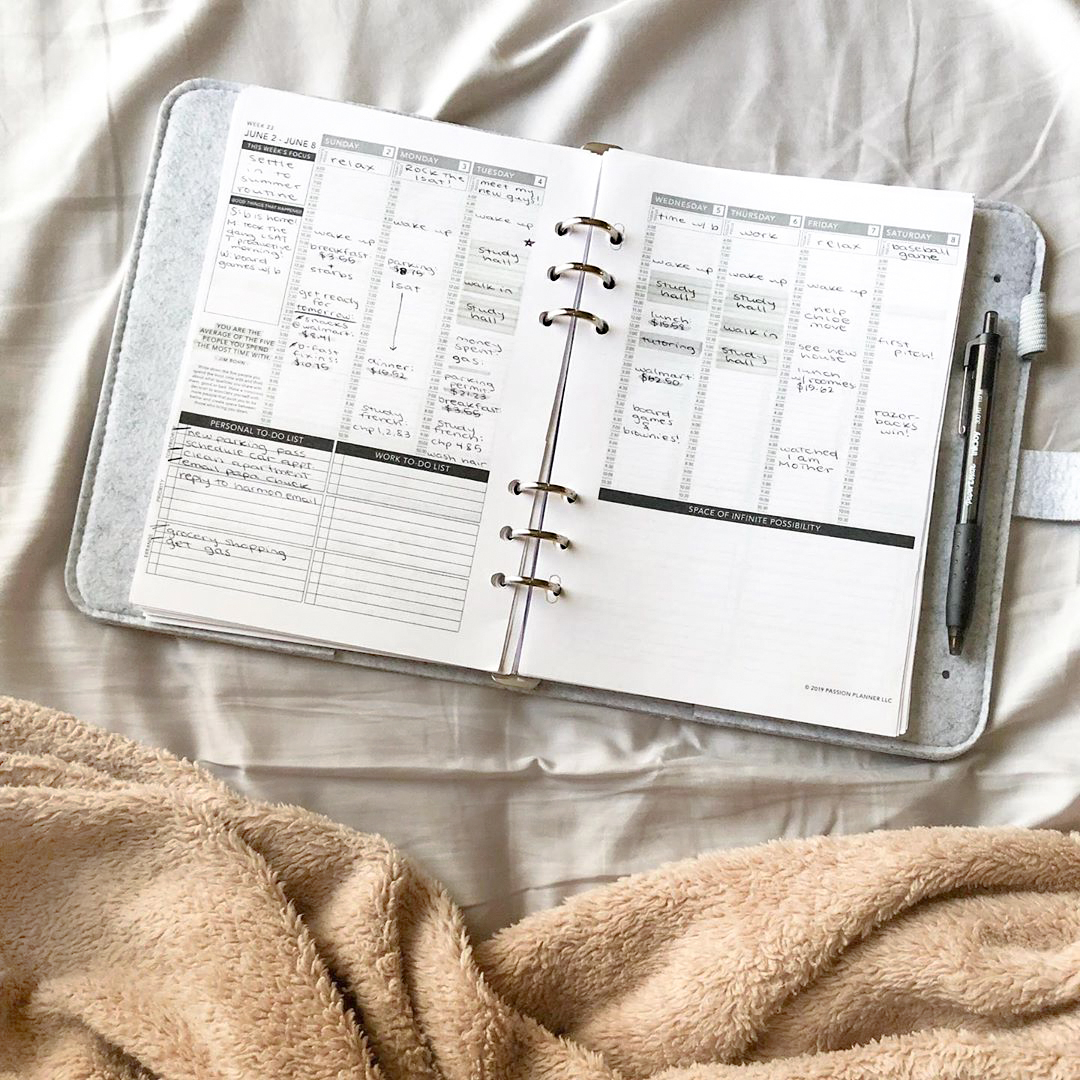 Bound Passion Planner PDF Download