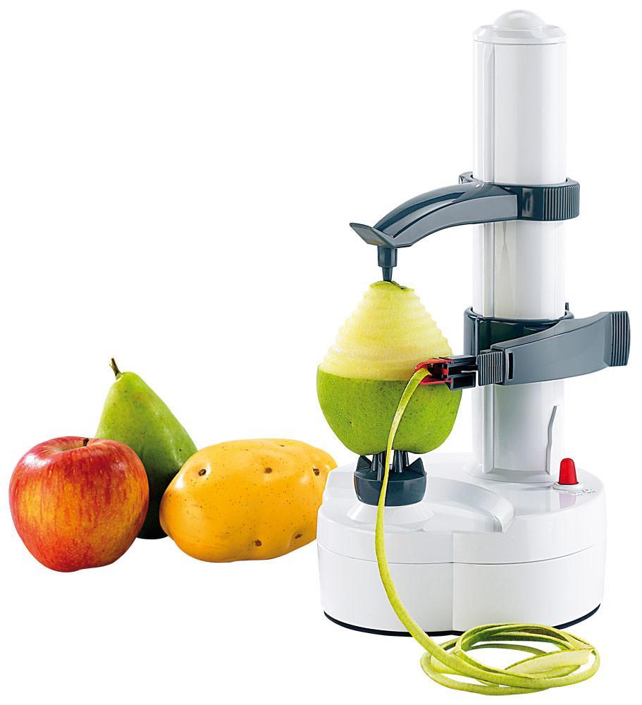 L'éplucheur électrique pour fruits et légumes, gadget indispensable à la cuisine