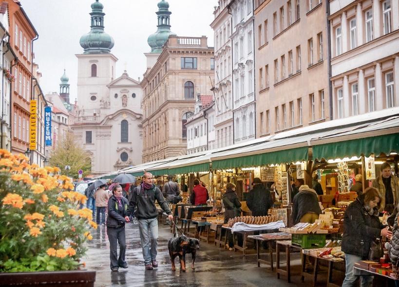 """Résultat de recherche d'images pour """"Havel's market"""""""