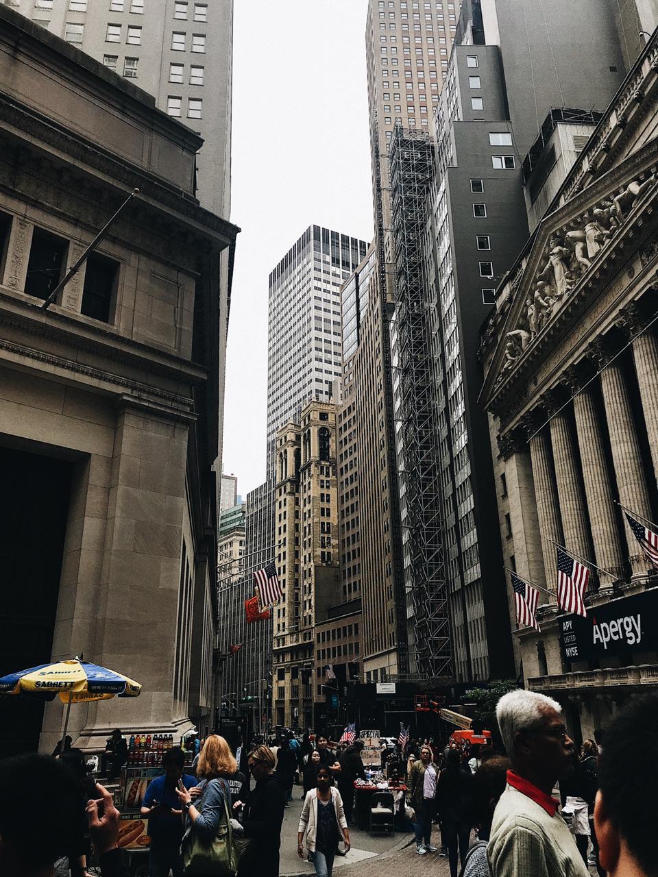 """Точка на карте. Америка. Нью-Йорк. Что обязательно посмотреть в """"большом яблоке"""", если у тебя всего день"""