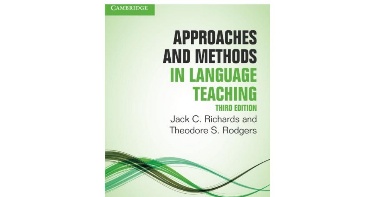 ecI ebook] Approaches Methods Language Teaching Cambridge